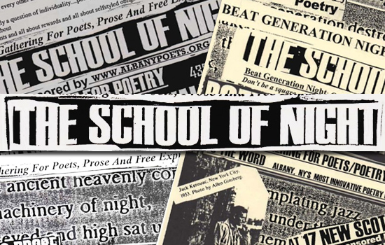 """""""The School of Night"""" Comes to Troy"""