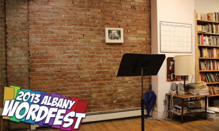 2013 Albany Word Fest – Thursday, April 18 – Third Thursday Poetry Night and The Safe Haven