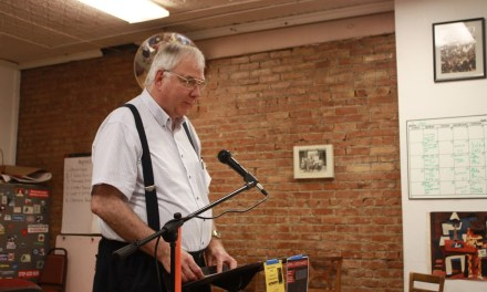 Third Thursday Poetry Night, July 18