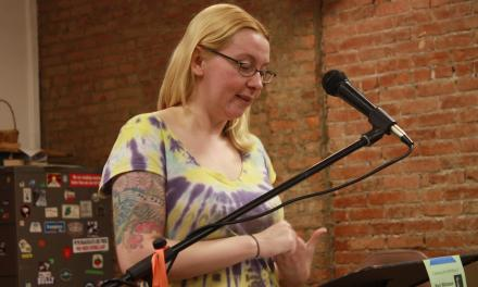 The Third Thursday Poetry Night Featuring Jacqueline Kirkpatrick