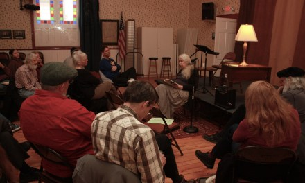 Featured Poets Announced for the Sunday Four Poetry Open Mic Series
