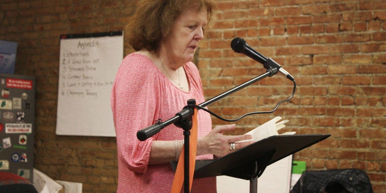 Third Thursday Poetry Night, May 15