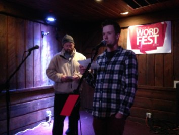 Samson Dikeman at NGS 68 - The 2014 Word Fest Haiku Battle