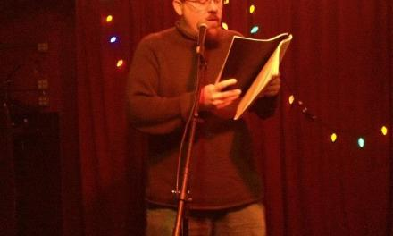 Throwback Audio – Billy Stanley at Poets Speak Loud – March 27, 2006