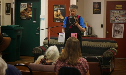 Third Thursday Poetry Night, July 17