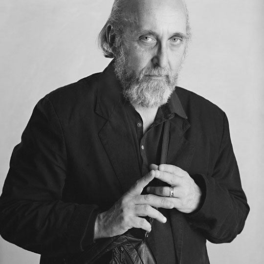 Throwback Audio – Jerome Rothenberg at The UAG Gallery – October 11, 2006, Part One