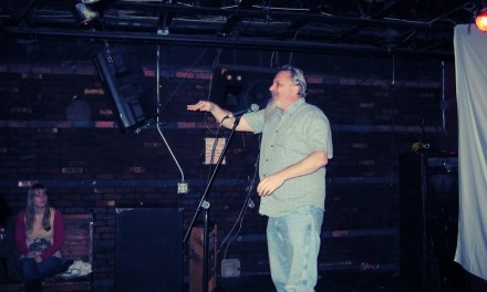 Throwback Audio – Dain Brammage at Poets Speak Loud – April 24, 2006