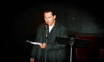 Throwback Audio – R.M. Engelhardt at Poets Speak Loud – February 27, 2006