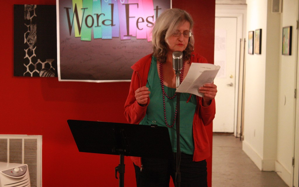 Third Thursday Poetry Night Featuring Teresa Costa