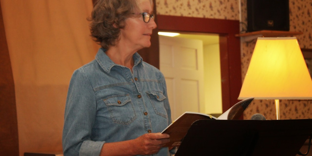 Katrinka Moore to Feature at the Third Thursday Poetry Night