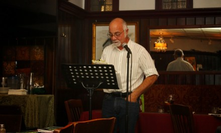New Audio – Mike Jurkovic at Poets Speak Loud – October 27, 2014