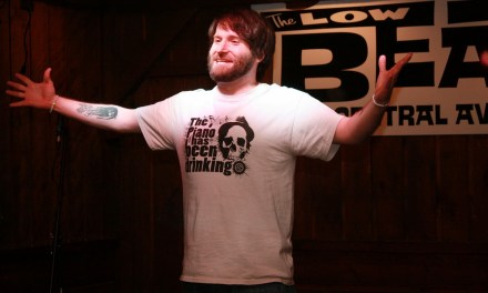New Audio – Thomas Fucaloro at Nitty Gritty Slam #83 – December 2, 2014
