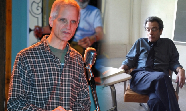 Woodstock Poetry Society Featuring Ken Holland and Perry S. Nicholas