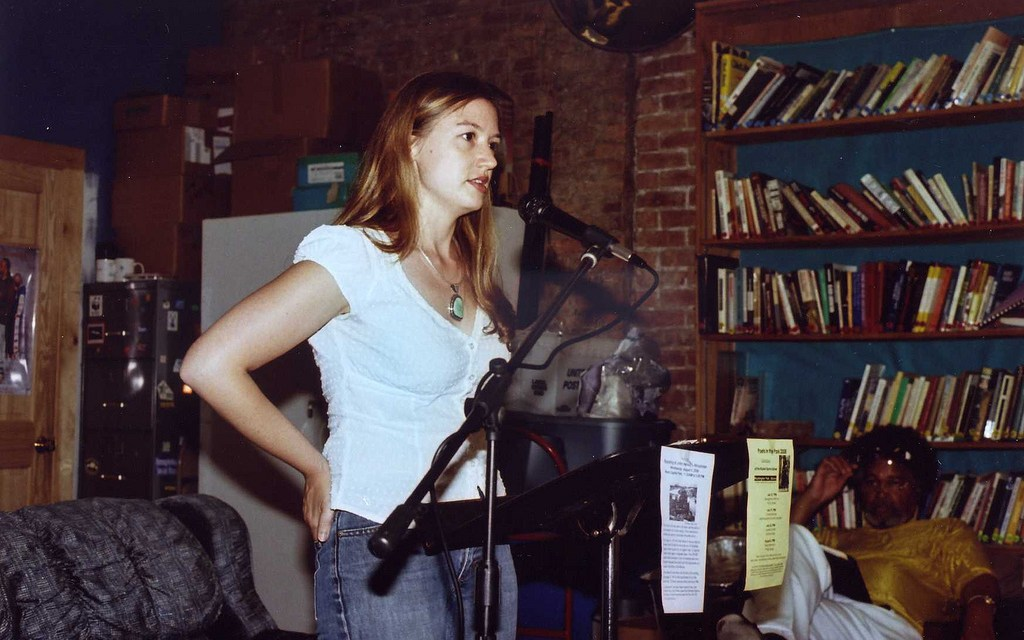 Caffe Lena Poetry Open Mic Featuring Alifair Skebe
