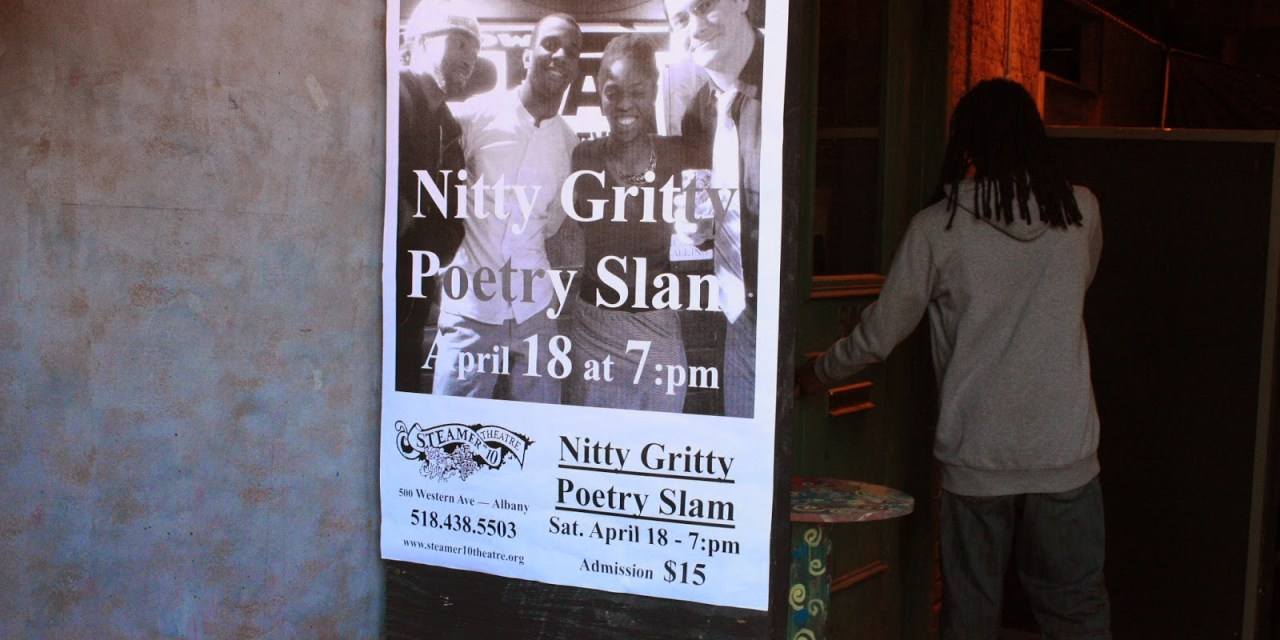 Albany Word Fest – Slam Invitational, April 18