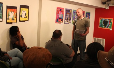 Poets Speak Loud Featuring Steven Minchin