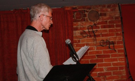 Caffe Lena Poetry Open Mic Featuring George Drew and Nancy White