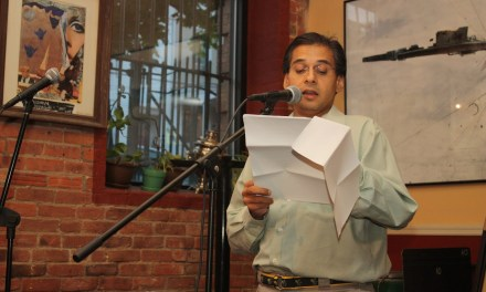 A Night of Features 6 at the Hudson River Coffee House