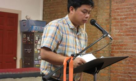 Third Thursday Poetry Night Featuring Bunkong Tuon