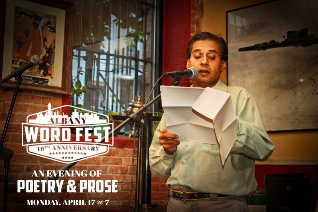 2017 Albany Word Fest - An Evening of Poetry and Prose