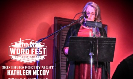 Third Thursday Poetry Night Featuring Kathleen McCoy