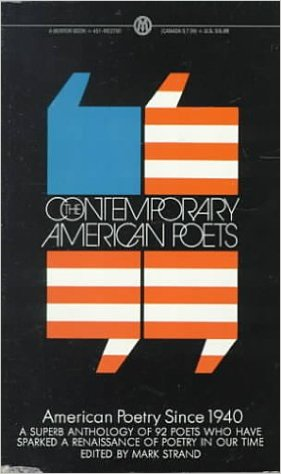 The Contemporary American Poets: American  Poetry  Since 1940