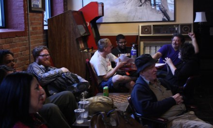 Word Fest 2016 — Reading at the Hudson River Coffee House, April 18