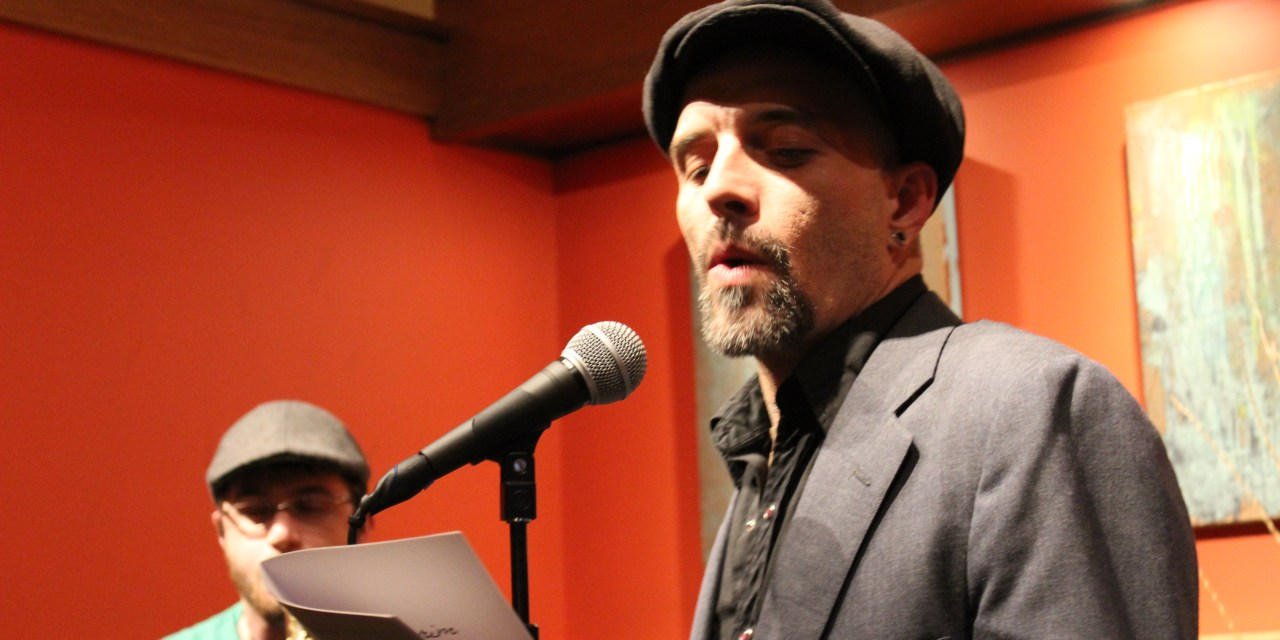 Albany Poets Presents Wil Gibson – April 20, 2016