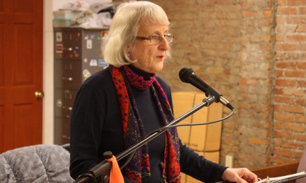 Woodstock Poetry Society Featuring Barbara Adams and Philip Fried
