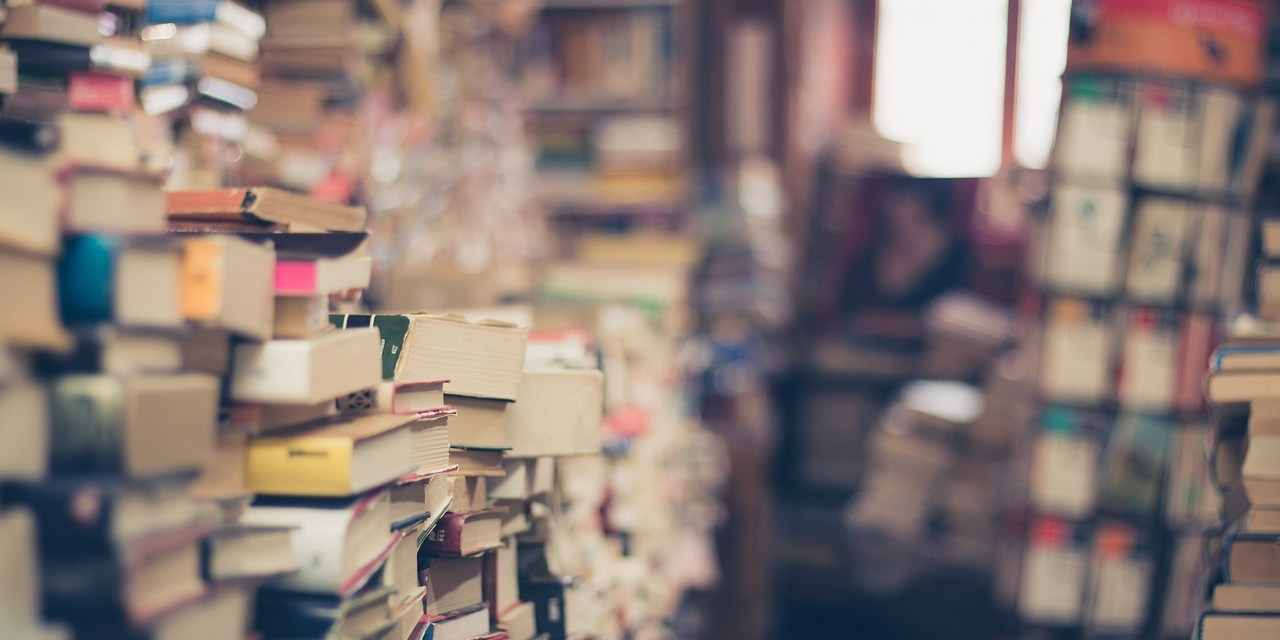 The Next Chapter: Moving With Books