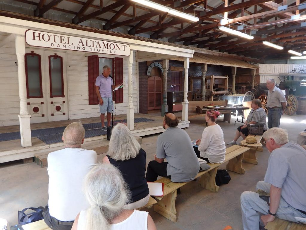 Poets at the Altamont Fair