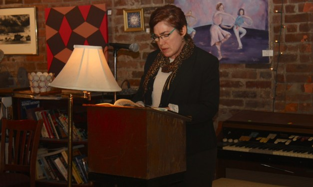 Arthur's Market Poetry Open Mic, November 9