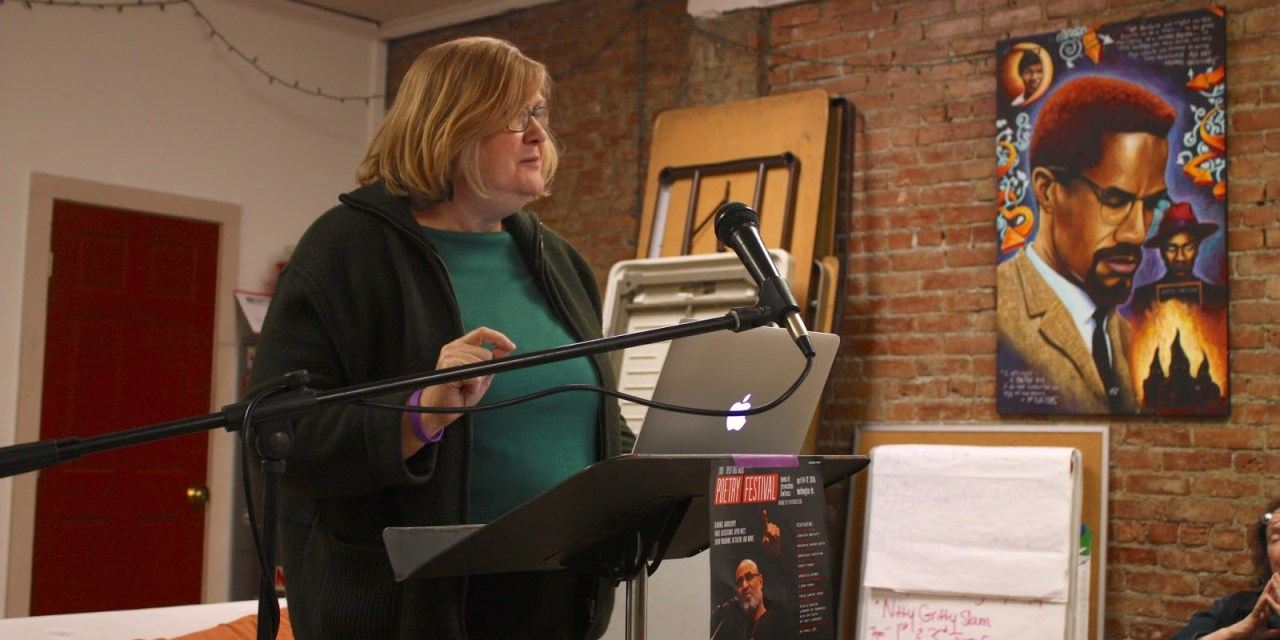 Third Thursday Poetry Night Featuring Philomena Moriarty