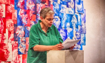 Carol Jewell to be Featured at Poets Speak Loud