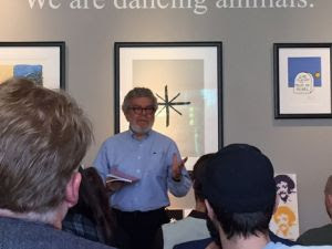 Woodstock Poetry Society Featuring Matthew J. Spireng and Richard Levine