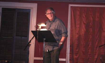 Third Thursday Poetry Night Featuring Peter Marcus