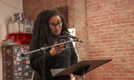 Third Thursday Poetry Night Featuring Mariah Barber