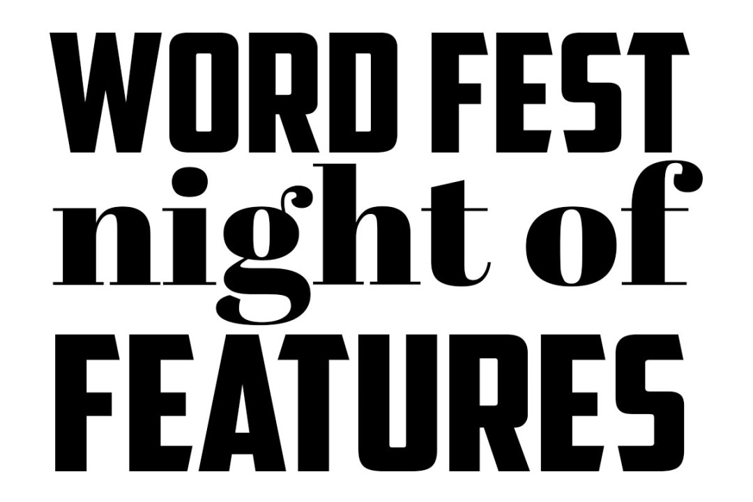 Word Fest Night of Features