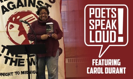 Poets Speak Loud Featuring Carol Durant