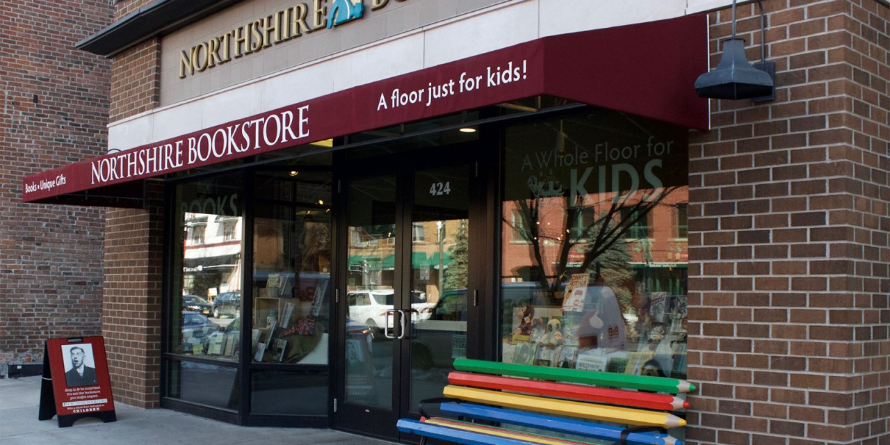 April Events at Northshire Bookstore in Saratoga