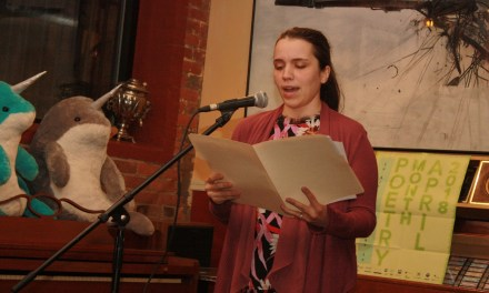 Poets Speak Loud Featuring Danielle Pouliot