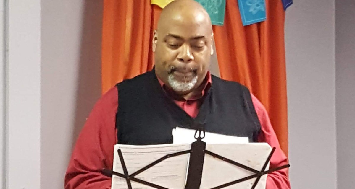 Poets Speak Loud Featuring Michael Thomas-Newton