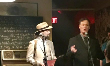 Hudson River Coffee House 400th Open Mic