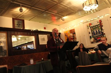 Dan Wilcox at Poets Speak Loud, September 30, 2019
