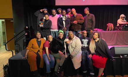 Love and History: A Celebration of Black Lives and Black Poetry