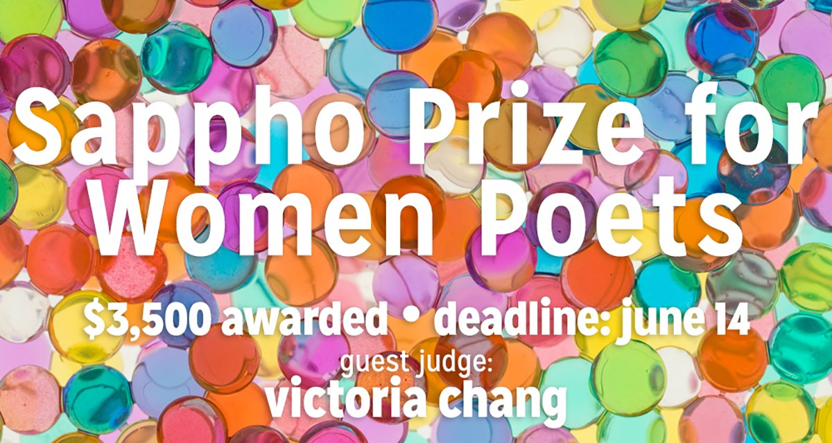 The Sappho Prize for Women Poets