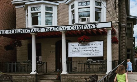 The Schenectady Trading Company Announces a Live, In-Person Event Featuring Sarah Giragosian and Shena McAuliffe
