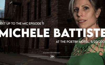 Episode 11: Michele Battiste at The Poetry Motel