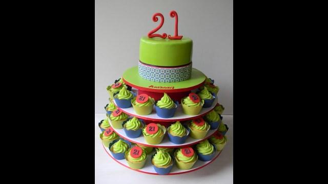 21St Birthday Cake Ideas For Her 21st Birthday Cake Ideas Diy Youtube