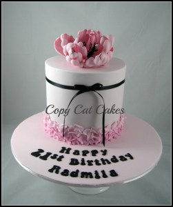 21St Birthday Cake Ideas For Her Birthday Cakes For Her Cakecentral